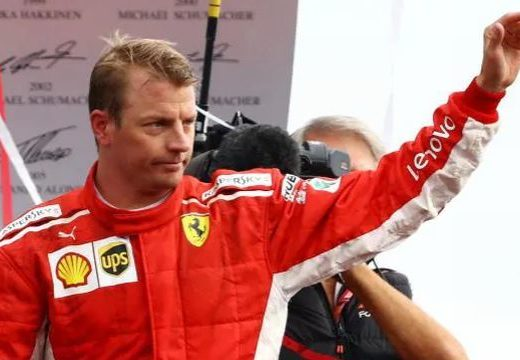 Kimi Räikkönen távozik a Ferraritól