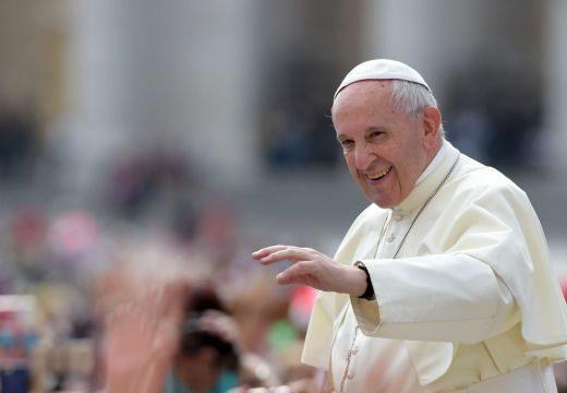 Az Államelnöki Hivatal megerősítette: Ferenc pápa Csíksomlyóra látogat