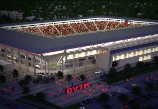 A diósgyőri a 2018-as év stadionja