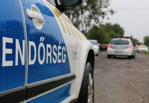 Halálos baleset történt Győr mellett, Koroncó közelében