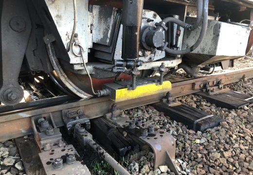 Kisiklott a Bukarest-Budapest szerelvény mozdonya