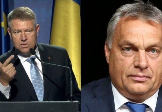 Klaus Iohannis válasza Orbán Viktornak