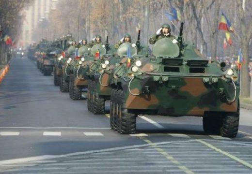 December 1. – Felvonultatták a teljes román haditechnikát