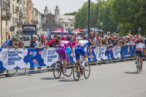 Lemondták a Giro d'Italia magyarországi szakaszait
