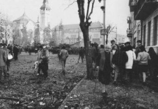 """În urmă cu 30 de ani a avut loc """"Martie negru"""" la Tîrgu-Mureş – RETROSPECTIVĂ"""