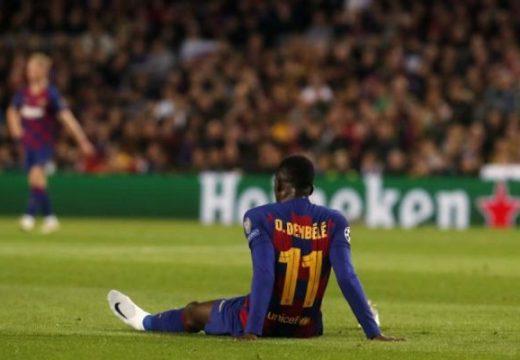 A Barcelona megválik Dembélétől
