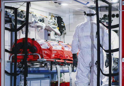 Koronavírus. Tízen túl a Maros megyei halálesetek száma