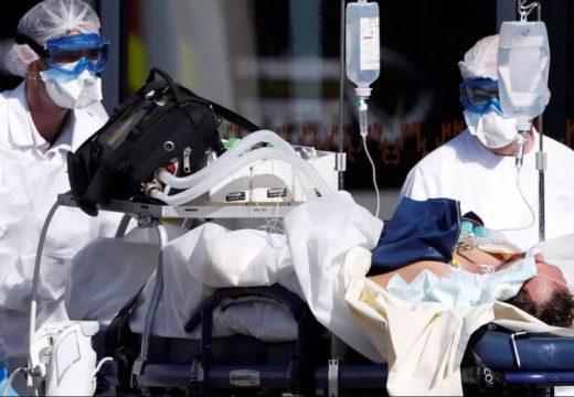 Koronavírus. Hirtelen megugrott a halálesetek száma Maros megyében