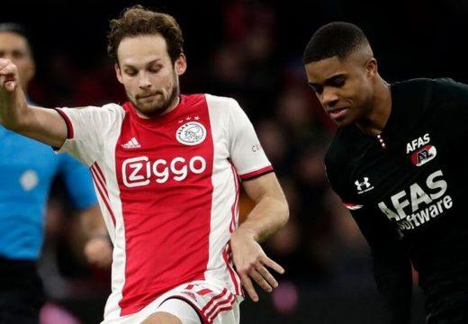 Bajnokok Ligája. Az AZ Alkmaar az Ajax helyét akarja a főtáblán