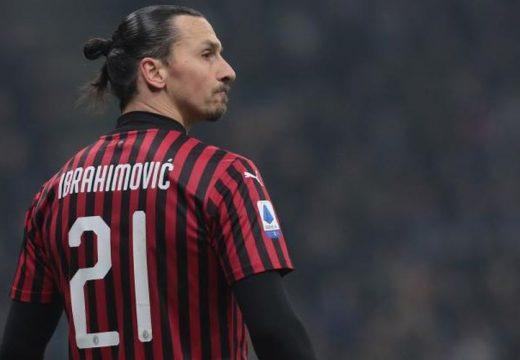Ibrahimovic megsérült a Milan edzésén