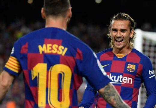 """Messi és öt csapattársa """"eladhatatlan"""""""