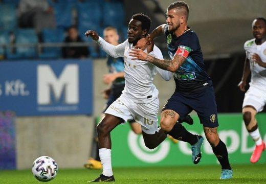 A Ferencváros döntetlent játszott Felcsúton
