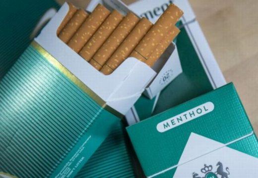 Mától tilos mentolos cigarettát árusítani!