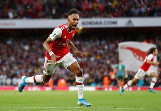 Arsenal-ajánlat Aubameyangnak