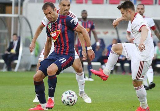 Két góllal verte a Fehérvár a Kisvárdát