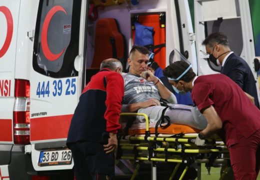Megoperálták az uruguayi válogatott súlyosan megsérült kapusát