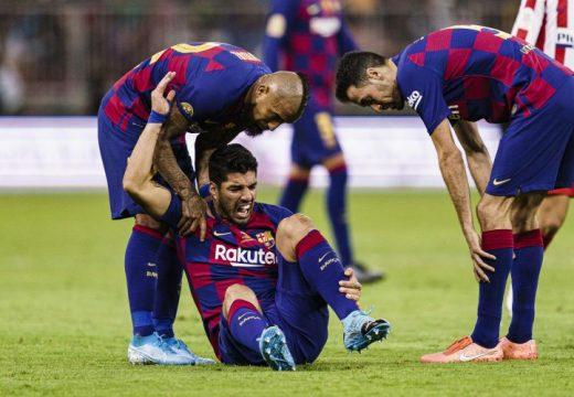 Újra számíthat Suárezre az FC Barcelona