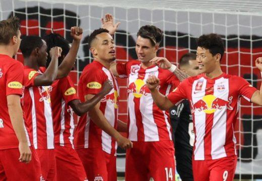 Szoboszlai góllal járult hozzá a Salzburg Osztrák Kupa-győzelméhez