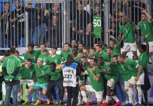 A Honvéd legyőzésével bajnok a Ferencváros