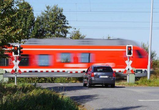 Gázolt a vonat