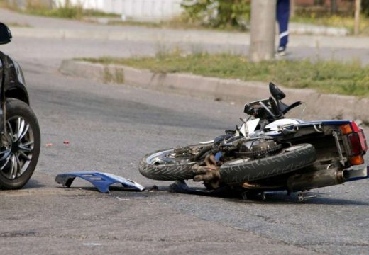 Meghalt egy motoros Mindszentkállánál