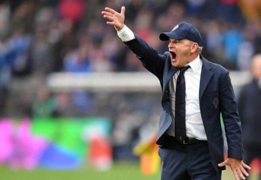 Istenkáromlás miatt eltiltották a Fiorentina játékosát és edzőjét