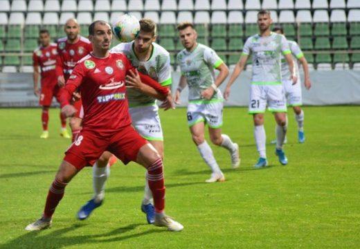 Fontos meccset nyert meg a Kisvárda Kaposváron