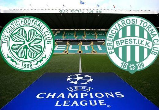 BL-selejtező: a Celtic Parkban lép pályára a Ferencváros