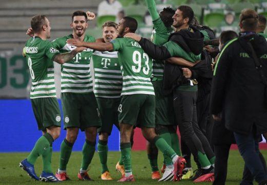 Huszonöt év után BL-csoportkörben a Ferencváros