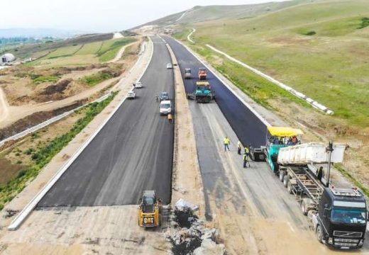 Bejelentés a Torda és Szászsebes közötti autópálya 1. szakaszának átadásáról