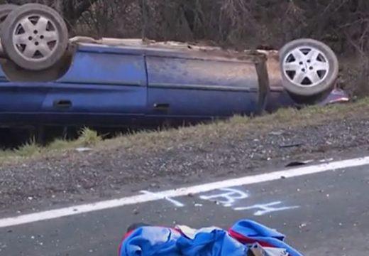 Életveszélyes és súlyos sérülések a balesetben
