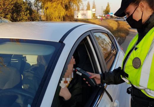 Részeg román sofőrt fogtak Bősön