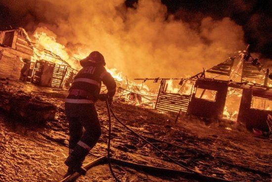 Összefogás a csíksomlyói tűzkárosultakért Marosvásárhelyen