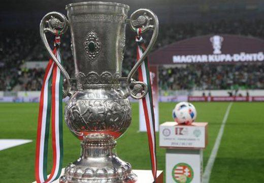 MOL Magyar Kupa – Egy ágon a Ferencváros és a Fehérvár