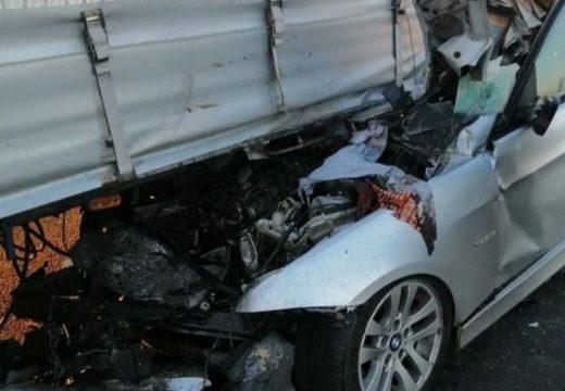 Halálos baleset a marzsinai autópálya-lehajtónál