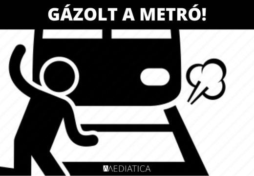 Halálos metróbaleset a Széll Kálmán téren