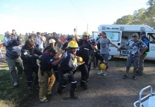 Tömegbaleset a Dakar-ralin – 13 sérült, 3 válságos állapotban!