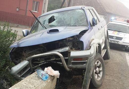 Csúnya baleset Nagyernyében