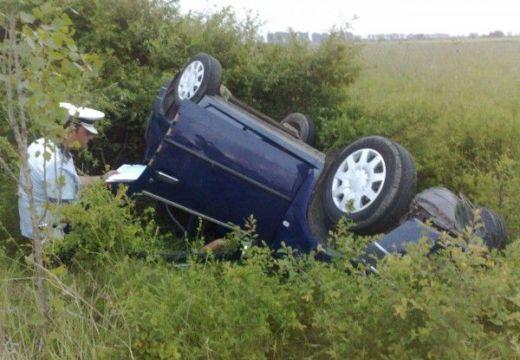 Lekoppant a sofőr szeme, azonnal megtörtént a baj