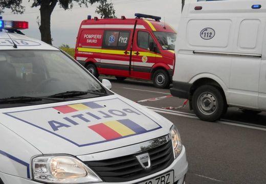 Maros megyéből jelentjük: súlyos baleset 3 halottal
