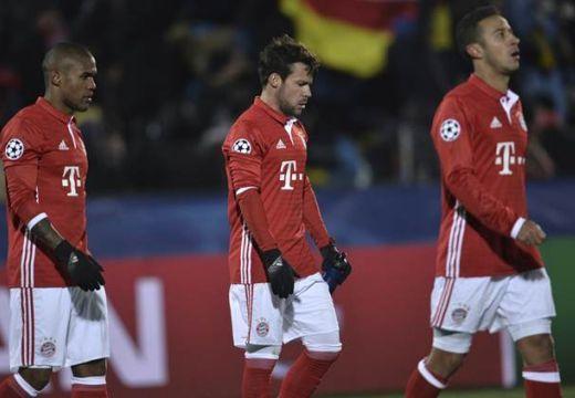 Óriási meglepetésre kikapott a Bayern München a BL-ben