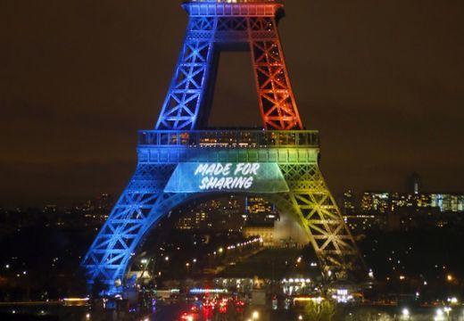 Párizs megkezdte olimpiai kampányát