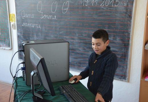 Számítógépek falusi iskoláknak: tájékoztató a Maros megyei környezetvédelmi őrségtől