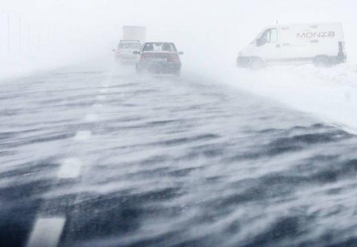 Időjárás-figyelmeztetés! Viharos szél, a hegyekben havas eső, havazás!