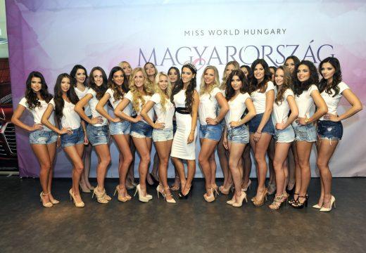 Közülük kerül ki Magyarország szépe