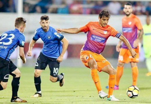 BL-selejtező: Ganea parádés góljával nyert a Viitorul az APOEL ellen
