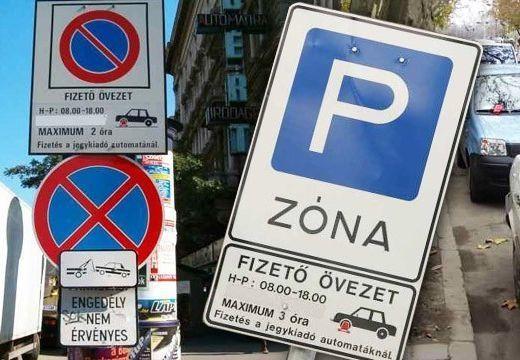 Újabb fizetős zónák Budapesten: íme, hol szűnik meg az ingyenes parkolás!