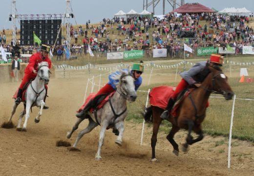 Kézdivásárhely lovasa nyerte a Székely Vágta vasárnapi döntőjét