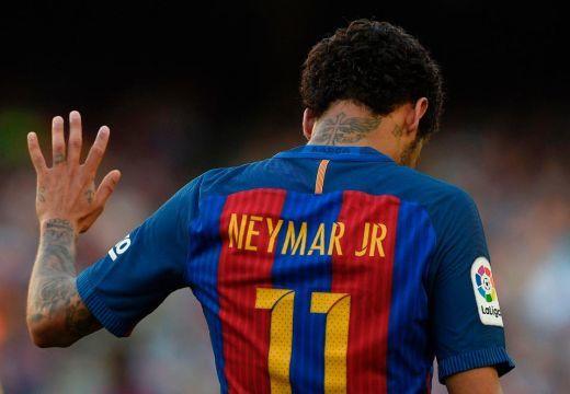"""Barcelona: így próbálják meg máris """"kitörölni"""" Neymart"""