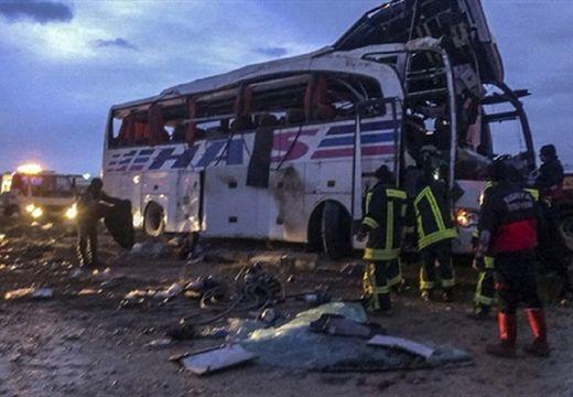 Nincs magyar áldozata, vagy sérültje az ankarai buszbalesetnek